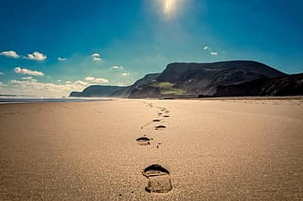 footsteps-beach-sand-sea-ocean-journey-coast-path-outdoor-thumbnail